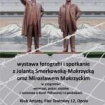 plakat mirek mokrzycki